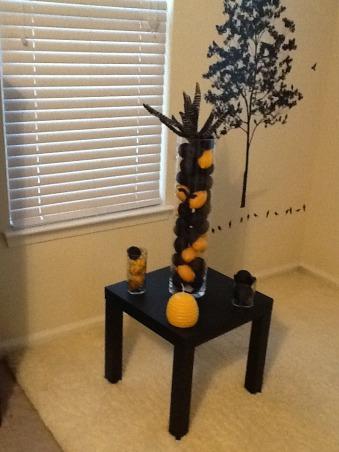 Bizzy Bee, Black and Yellow, Bedrooms Design