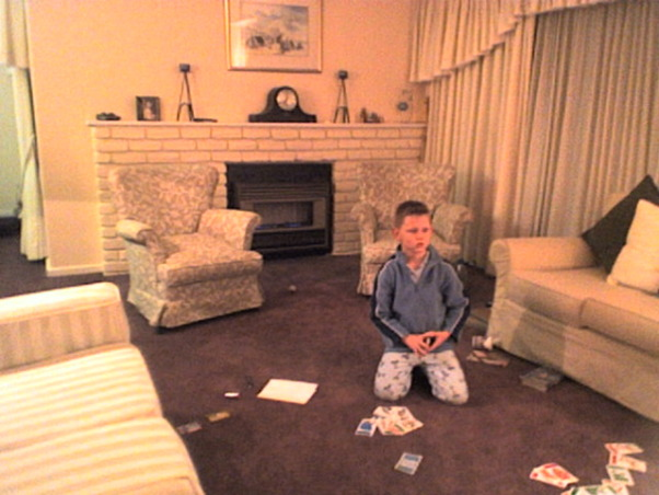 """Family living, I hope I have created a welcoming space.  I wanted my children to feel comfortable there, but I also wanted to feel that it looked """"dressed"""".  For me, it is a calm space that I can update and change easily with new pillows, and perhaps by recovering the wing backs and changing the carpet.  It is neutral but not boring., I can't tell you how much I hated these aubergine carpets, pelmets and fire surround.  couldn't wait to get rid of them, Living Rooms Design"""