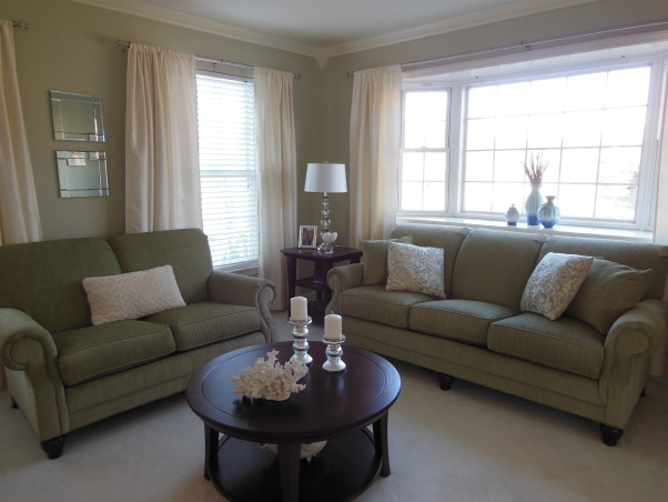 Simply Sophisticated, Living Rooms Design