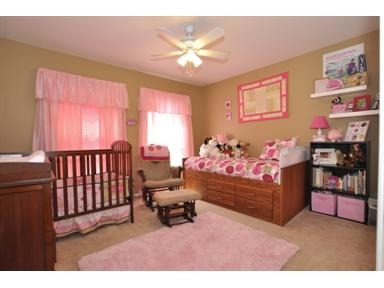 Baby Girls room, Nurseries Design