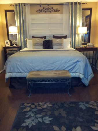 Seafoam Slumber, Seafoam master bedroom, Seafoam Slumber, Bedrooms Design