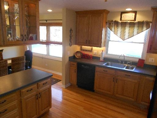 Information about rate my space questions for for Split level kitchen remodel before and after