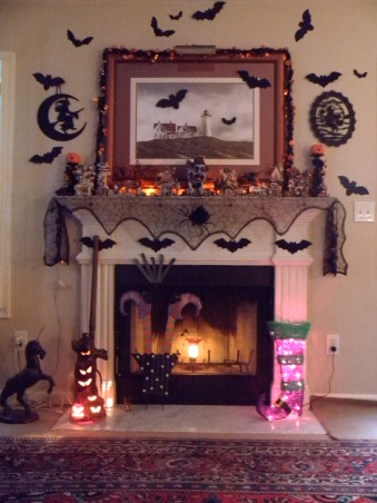 756 Halloween , Decorations, Holidays Design