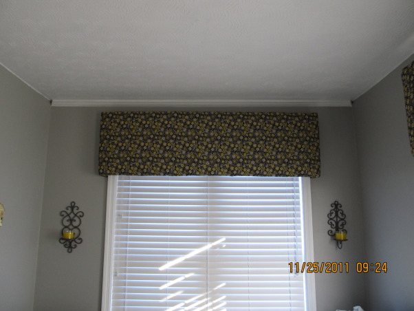 Bumblebee Mudroom, When we bought our house, it was a aqua nightmare, complete with scary clowns!!  We turned it into a black, yellow, gray and white bumblebee mudroom, that was cozy, had more lots storage, and whimsical!! , Quilted cornice above new window seat/daybed, that my husband built, complete with under storage, and twin sized mattress. I bought beautiful gray faux suede fabric and made mattress slipcover. , Other Spaces Design