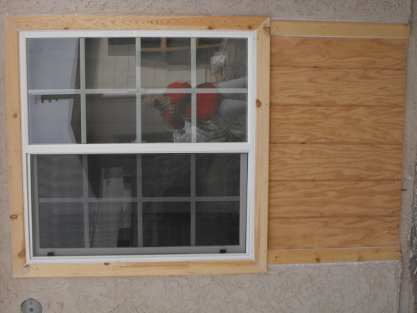 House Pictures Before and after Renovations, french door replaced with a new window  , Other Spaces Design