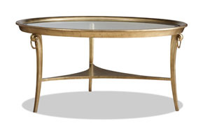 Round, oval or rectangular cocktail table., I'm in the middle of making some changes to my living room. Adding a cocktail table, moving the location of the sofa and chairs and removing a table under a mirror.  Before I buy the cocktail, I'm struggling with the shape, round, rectangular or oval...  , Option 3, Living Rooms Design