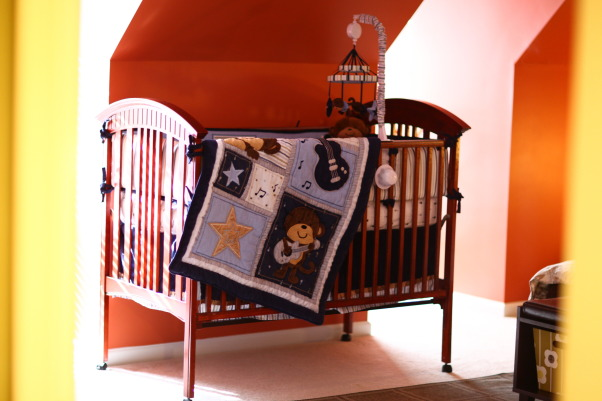 Baby boy nursery, Nurseries Design