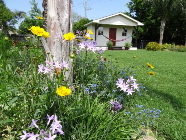 my backyard garden Spring 2013, my peaceful outdoor getaway., Gardens Design