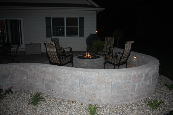 Relaxing out back..., Patios & Decks Design