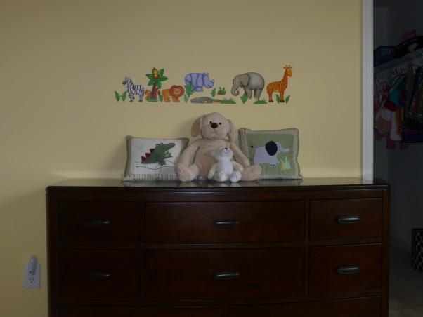 safari theme, Boys' Rooms Design