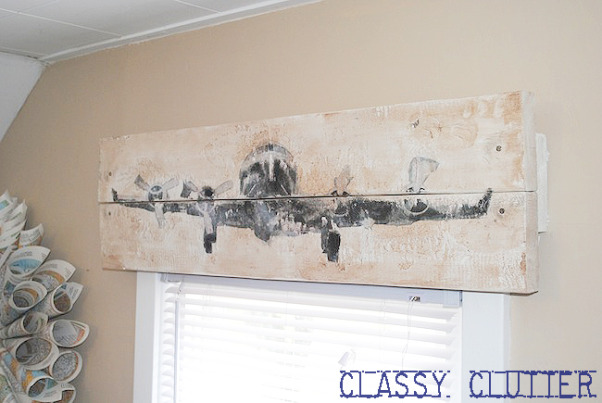 Little Boys' Airplane Room, This space was a DIY project from start to finish. Visit my blog for details on nearly every element of this room.  http://www.classyclutter.net/2012/04/my-little-boys-airplane-room.html, http://www.classyclutter.net/2012/04/my-little-boys-airplane-room.html, Boys' Rooms Design
