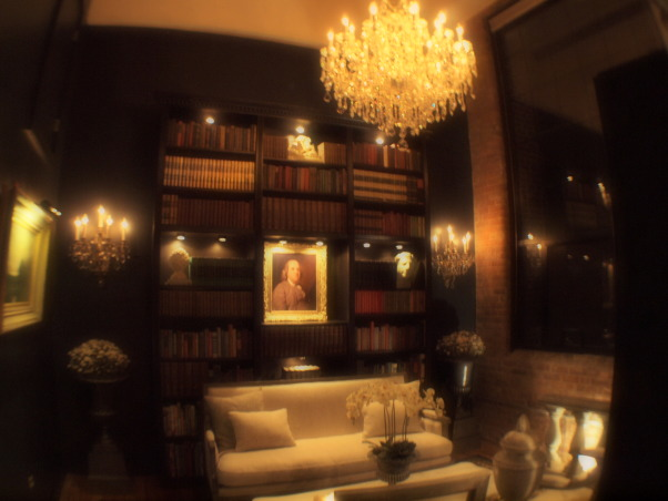"Home Library , Living in Rhode Island and having been a member of the Preservation Society of Newport County (aka those who run the famous ""Newport Mansions""), I have always loved the style of the Gilded Age. This is my take on a home library for my current home. , Home Offices Design"