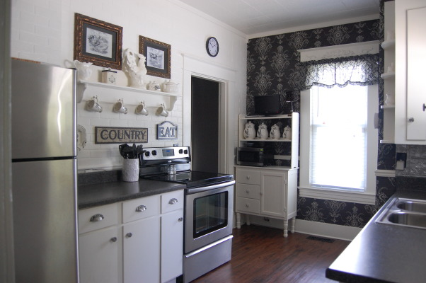 low budget kitchen, small kitchen, small budget remodel   , Kitchens Design