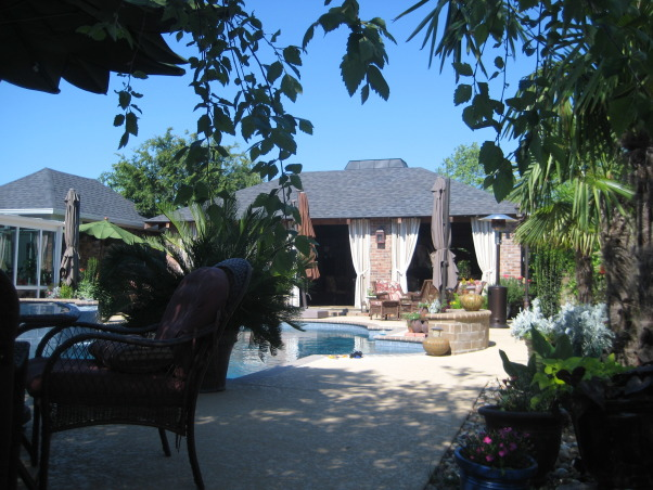 My Stay-cation!!!!, This is where I want to spend all of my time.  It is my own little paradise!!!, My Cabana!     , Pools Design