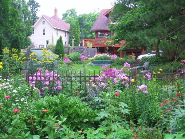 Summer cottage garden, Just some views of the garden in summer., Gardens Design