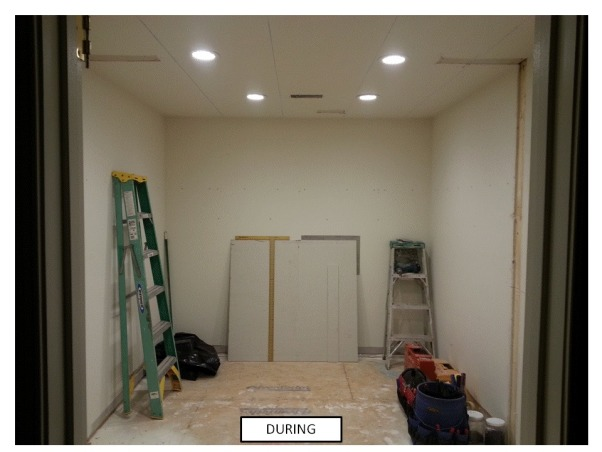 Functional Closet, Functionally Organized Closet, Work in progress; removed walls used for holding wire shelving/rods., Closets Design