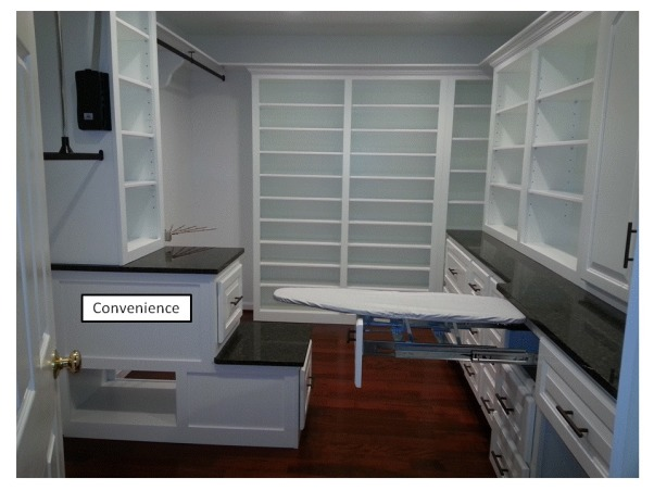 Functional Closet, Functionally Organized Closet, Functional (ironing board), Closets Design