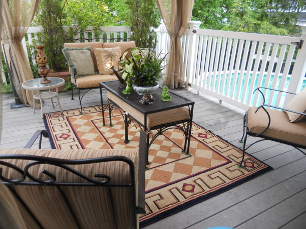 Escape  , Patios & Decks Design