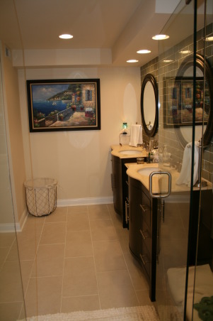 Moving to the basement!, Kitchenette, Home theater, pool/ping pong, Master Bed & Bath, Basements Design