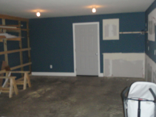 basement renovation,  The basement is our new family hangout , movie room not done yet                           , Basements Design