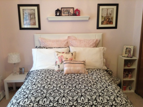 Pretty in Paris, Teen girls Paris dream!, Paris themed bedding, Girls' Rooms Design