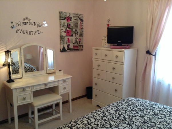 Pretty in Paris, Teen girls Paris dream!, Girls' Rooms Design