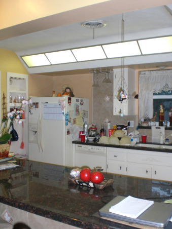 Previous Home Kitchen Renovation, This tacky space received the total overhaul in our last home. Enjoy, Yuck, Kitchens Design