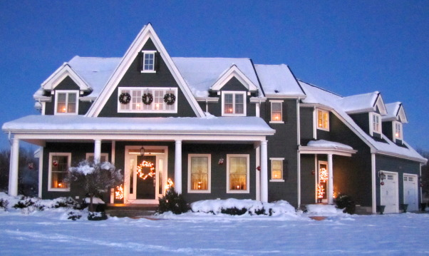 Exterior Holiday, Holidays Design