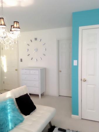 Teen Tiffany & co. Inspired room, Teen bedroom , Girls' Rooms Design