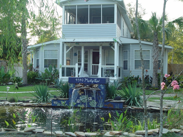 Information about rate my space hgtv for Front yard pond ideas
