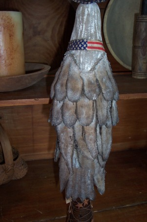 Primitive and Folk Art Creations, These are pictures of some of my folk art primitive creations., , Dining Rooms Design