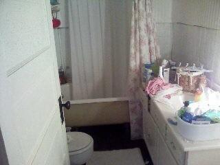 Romantic Bathroom Makeover:), A Beautiful Romantic Chic Bathroom Makeover:), Scary Before Photo!!, Bathrooms Design