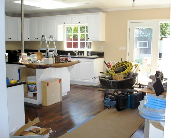 "Contemporary Fresh Kitchen Remodel, This was a ""flip property"" remodel. The contemporary fresh design helped it to sell in 6 days!, , Kitchens Design"