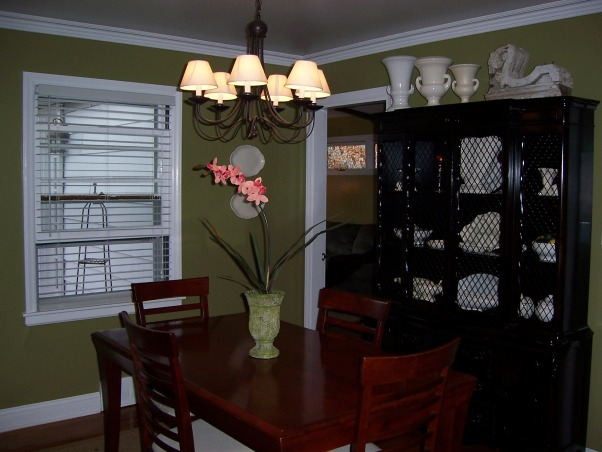 Information about rate my space questions for for Olive green dining room ideas