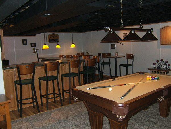 Information about rate my space questions for hgtv - Basement ideas man cave ...
