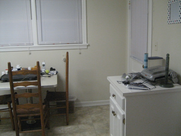 """Circa 1947 Kitchen, Small kitchen with lots of windows. Not much wall space for cabinets. Need ideas on upgrading but keeping the """"feel"""" of the home. Love all the windows - let in plenty of light., , Kitchens Design"""
