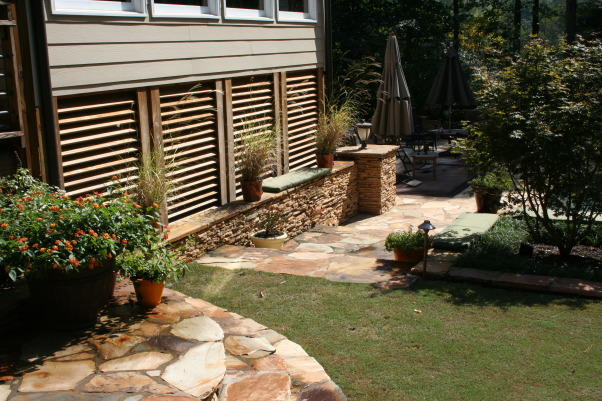 Backyard Retreat, Relaxing and Retreating from the sun in the South., , Yards Design
