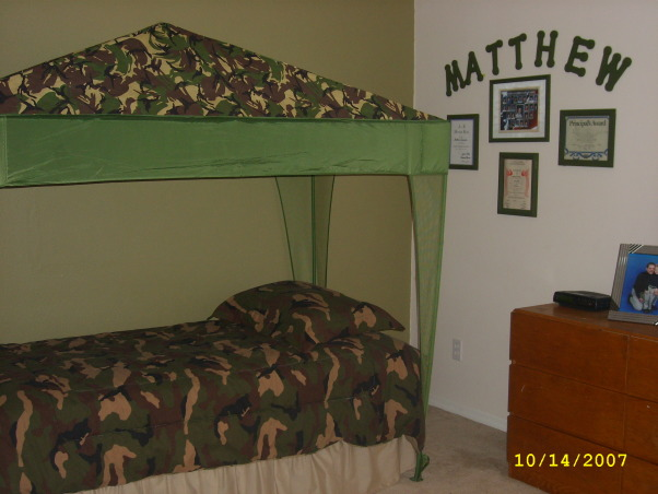 Information about rate my space questions for for Camouflage boys bedroom ideas