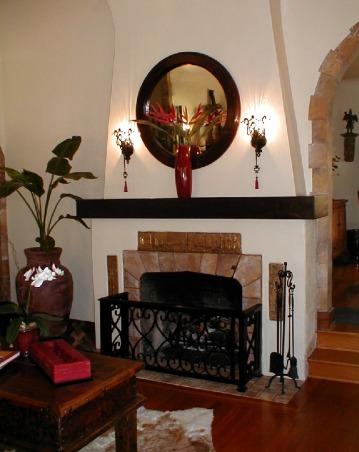 Information about rate my space questions for hgtv for Spanish colonial revival living room