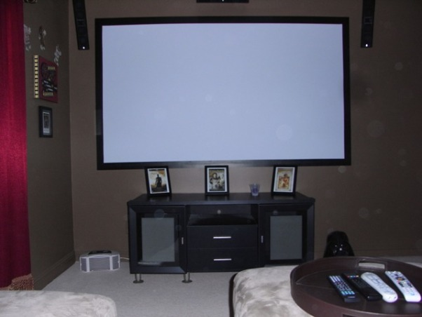 Home theater decorating ideas on a budget 28 images nantucket home theater installation and - Home theater decorating ideas on a budget ...