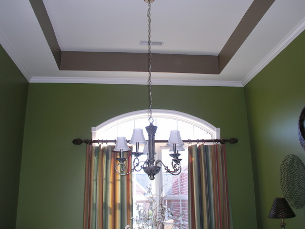 Information about rate my space questions for for Dining room ceiling paint ideas