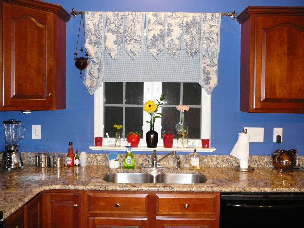 Blue Toile Decorating Ideas: Information About Rate My Space