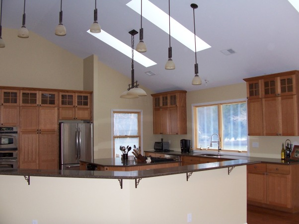 Information about rate my space questions for for Tri level kitchen remodel