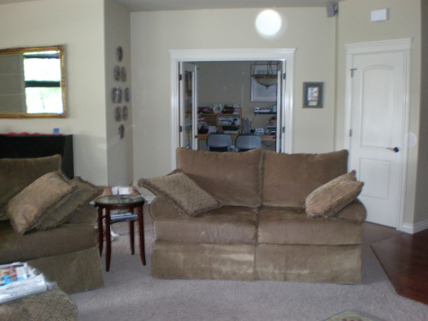 Information about rate my space hgtv for V shaped living room