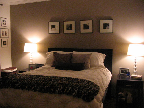 Information about rate my space questions for for Black white taupe bedroom