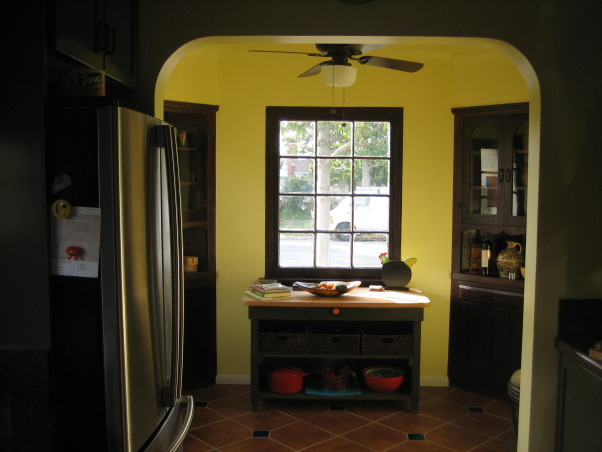Vintage 1932 Kitchen Re-Do, My wife and I updated our 1932 Spanish Revival Kitchen to bring it into the modern era. We wanted a vintage Spanish Kitchen that restored the remaining original cabinets and fixtures while adding some new cabinets and modern touches. , , Kitchens Design