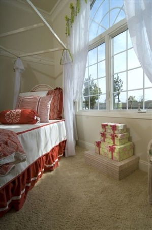 Cottage Girls' Room, Girls' Rooms Design