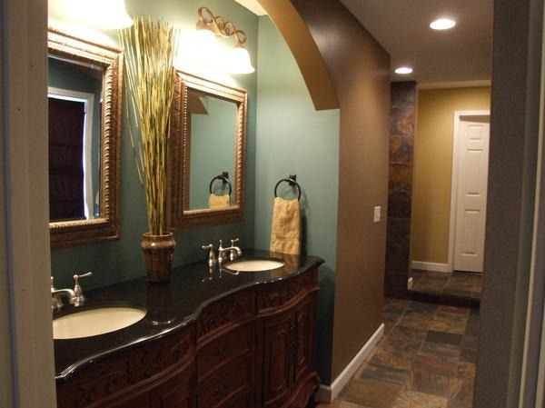 Information about rate my space questions for Bathroom colors blue and brown