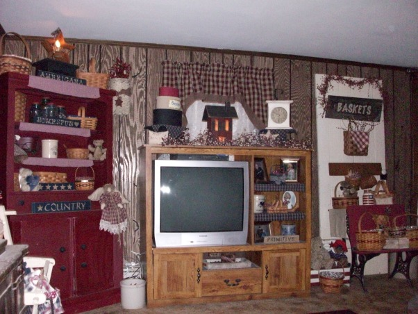 style primitives through out the room living rooms design