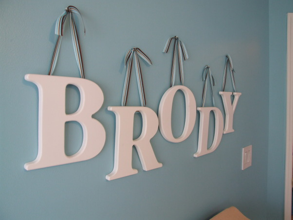 Brody's Room, This room decor was inspired by the prints of one of our favorite artists Stephen Huneck.  We have three dogs and hope that Brody is a dog lover too!, Nurseries Design